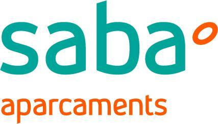 Logo de SABA APARCAMENTS