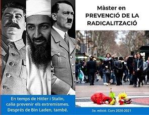 Logo de MÀSTER EN PREVENCIÓ DE LA RADICALITZACIÓ I VIOLÈNCIA GLOBAL (UB)